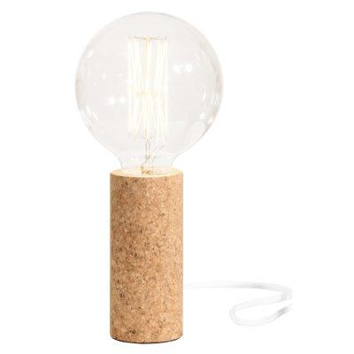Bild av Cork bordslampa