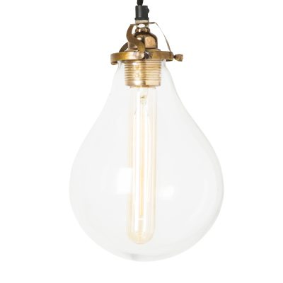 Bild av Droppe Plain lampa, klar