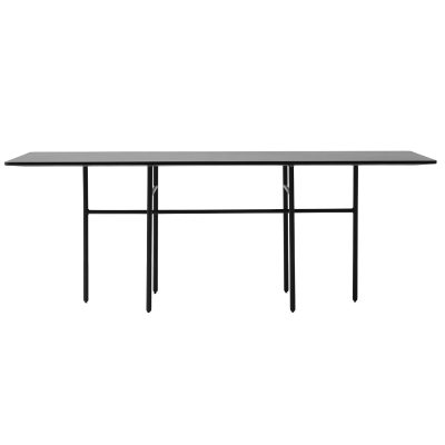 Bild av Snaregade Rectangular bord, svart