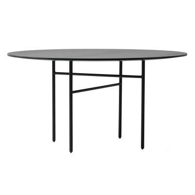 Bild av Snaregade Round bord 140 cm, svart