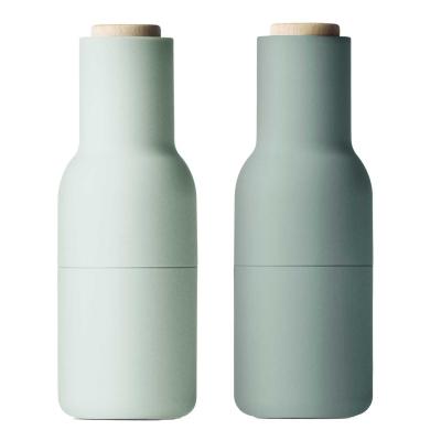 Norm Salt & Pepparkvarn grön