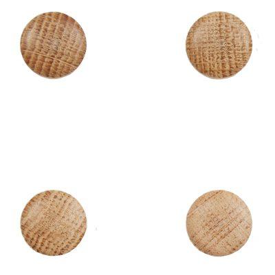 Wall Wood magnet, ek