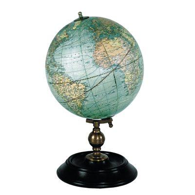 1921 USA Globe jordglob