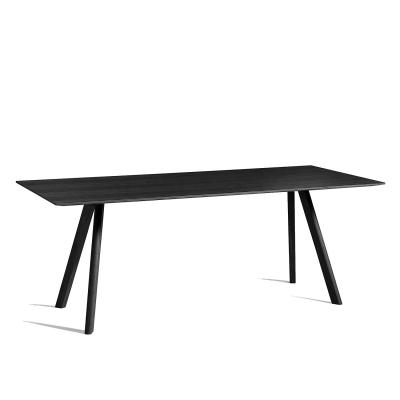 Bild av CPH 30 matbord 200x 90, svart ek