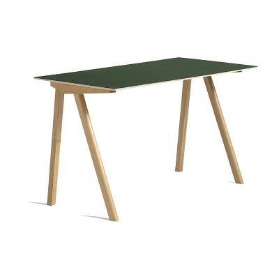 CPH 90 skrivbord, ek/grön