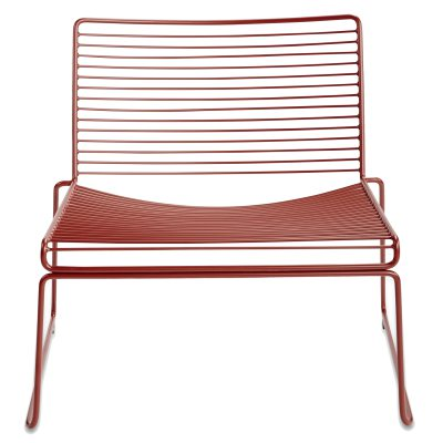 Hee Lounge Chair röd