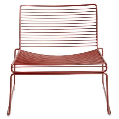 Bild av Hee Lounge Chair, röd