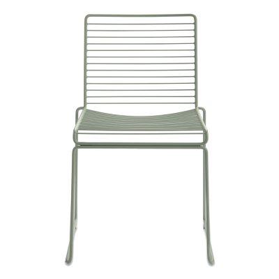 Hee Dining stol, armgrön