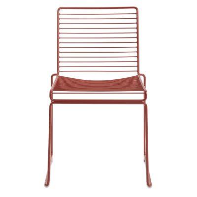 Hee Dining stol, röd