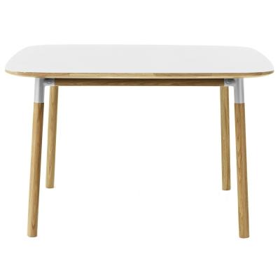 Bild av Form Table 120x 120, vit/ek