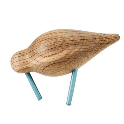 Bild av Shorebird liten, havsblå