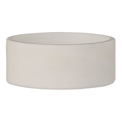 Bloomingville skål, vit marmor