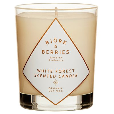 White Forest doftljus