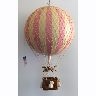 Royal Aero luftballong rosa