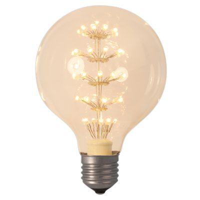 Pearl LED E27 2W glob