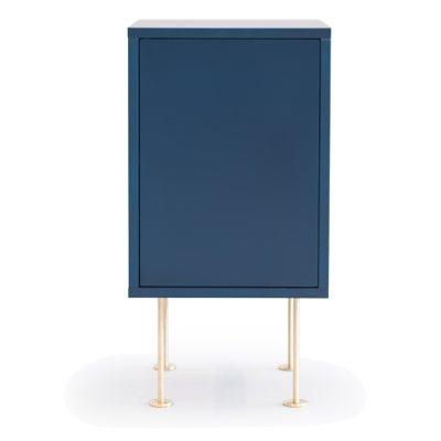 Bild av Vogue sängbord, mörkblå