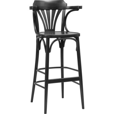 No135 barstol H61 svart