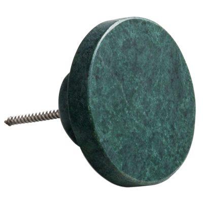 Marble krok M grön marmor