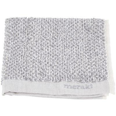 Meraki ansiktshandduk 3-pack 30x30, vit/grå