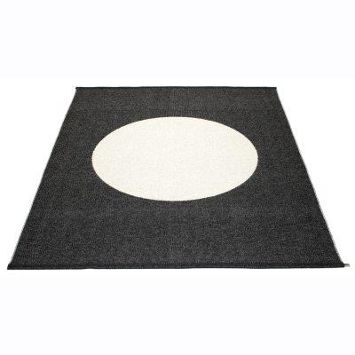 Vera matta 180×230 svart/vit