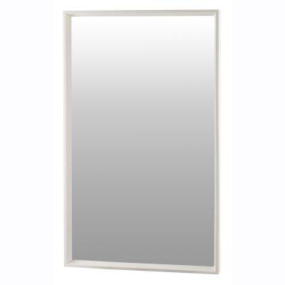 Pro spegel M vit