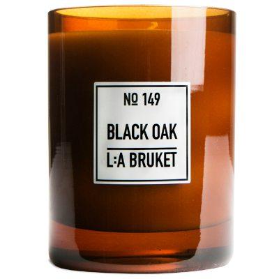 No149 doftljus 260g black oak