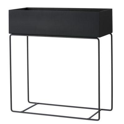 Bild av Plant Box sidobord, svart