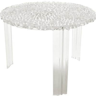 Bild av T-Table soffbord lågt, transparent