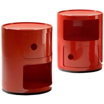Componibili 2-fack röd