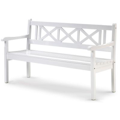 Skagen soffa vitlack