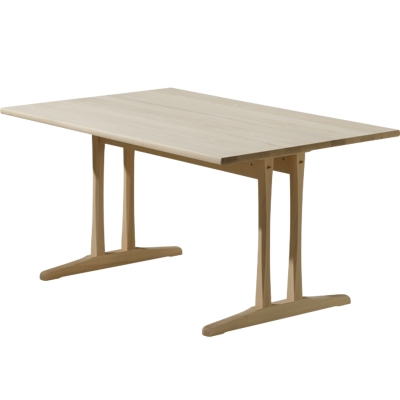 C18 bord 180×90 cm såpad bok