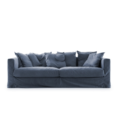 Le Grand Air 3-sitssoffa blå