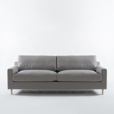 Ray 225 3-sits askgrå