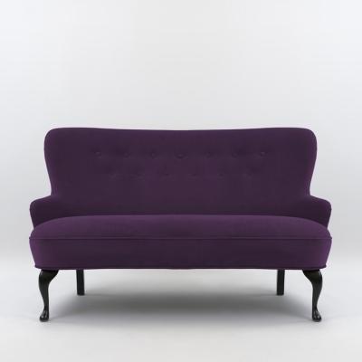 April soffa linara mulberry