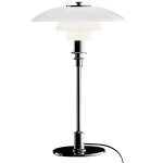 PH 3/2 bordslampa, krom