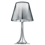 Miss K bordslampa, transparent