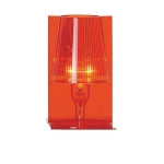 Take bordslampa, orange