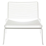 Hee Lounge Chair, vit