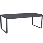Bellevie bord 196x90, anthracite