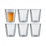 Canteen glas M, 6-pack
