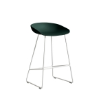About a Stool 38 barstol h65, hunter/vit