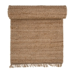 Rugged Hemp matta 240x70 cm, natur