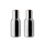 Bottle grinder 2-pack, borstat stål