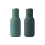 Bottle grinder 2-pack, mörkgrön