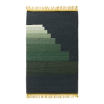 Another Rug, green jade