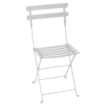 Bistro Metal stol, steel grey