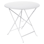 Bistro bord Ø77, cotton white