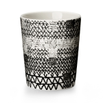 Urban Landscapes mugg, pattern