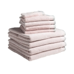 Dirty eco badlakan 70x140, pink blush