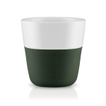 Espressomugg 2-pack, forest green